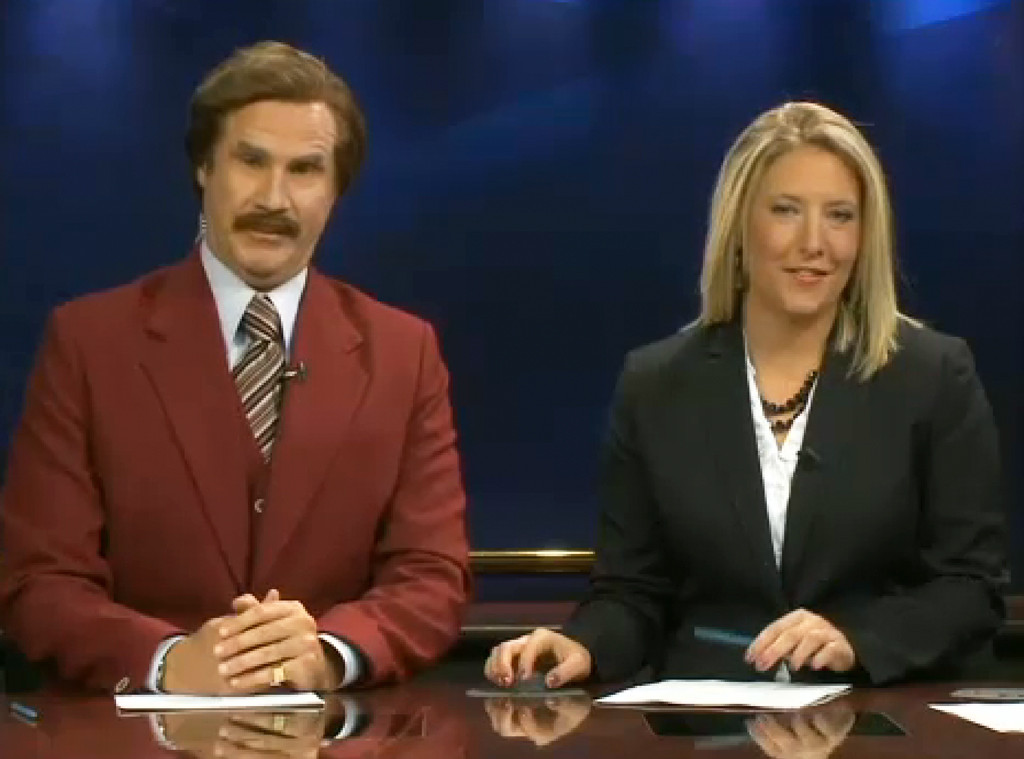 Ron Burgundy, Will Ferrell, Anchorman